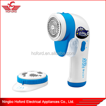 HL-677 PROMOTION PRICE RECHARGEABLE ELECTRIC PROFESSIONAL LINT REMOVER