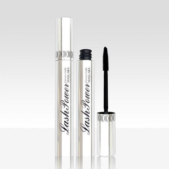 Menow M13005 makeup color cosmetic shiny silver tube eyelash extension mascara