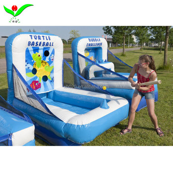 2018 Hot Sale inflatable PVC sport game, inflatable carnival games, Inflatable Carnival games seaworld