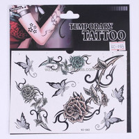 high quality lady's free tattoo kits