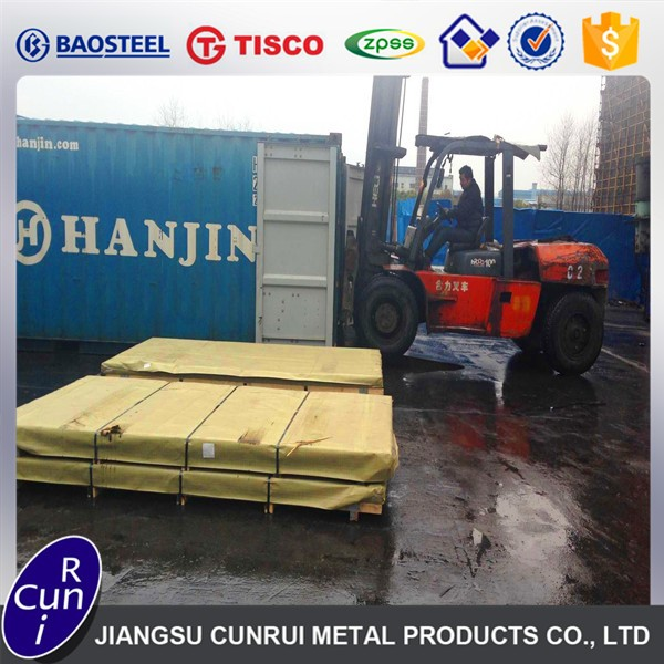 China manufacturer Raw Materials Cheap 304 stainless steel sheet