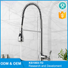 2017 single lever warm water control kitchen sink faucet