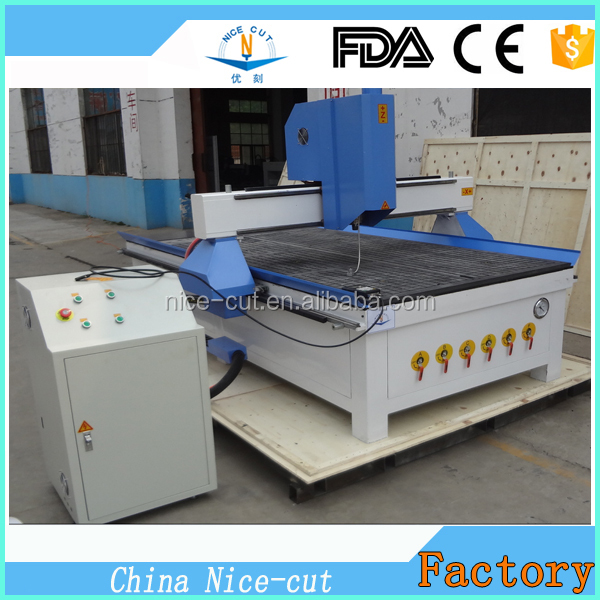 famous cnc router engraving and cutting machines for metal