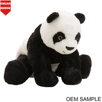 CHStoy panda plush doll