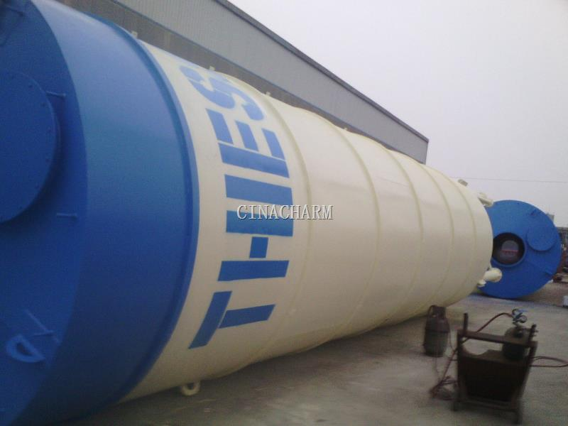 China Factory Price Superior high quality Water proof Various capacity and customized Construction used cement silos for sale