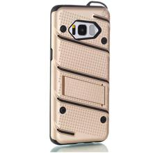 Phantom Series 2in1 Hybrid Phone Case for Samsung galaxy S5 S6 S7 S7edge S8 S8 Note8