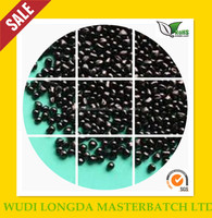 Plastic Pellets/ PE Black Masterbatch for Geomembrane film