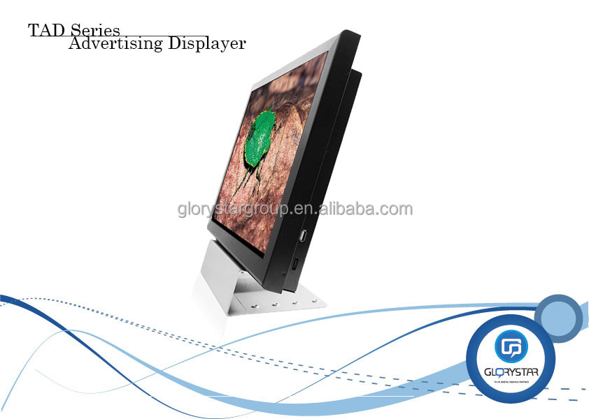 21.5inch SDI lcd monitor with VGA, USB, HDMI for Video