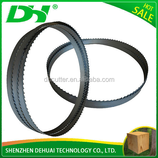 Hard wood/timber cutting TCT band saw blade customized size