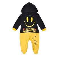 2014 spring carters Newborn clothes baby polar fleece fabric romper long-sleeve baby product baby rompers