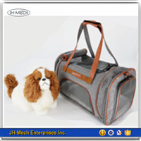 Airline Approved Portable Eco-friendly Foldable luxury Pet Carrier