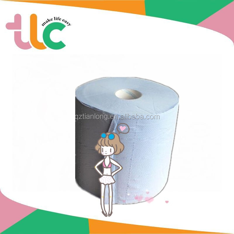 Disposable White Soft Tissue Toilet House Paper Export TLC BRAND