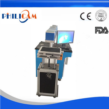 PHILICAM 50w 80w co2 laser marking engraving printing for plastic
