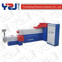good waste extrusion plastic pellet process line