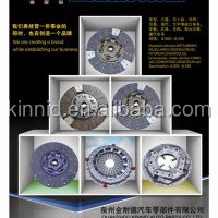 High Quality Heavy Duty Clutch Disc