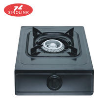 Kitchen appliances cheap gas stove with single burner