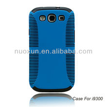 Wholesale for samsung galaxy s3 i9300 shock proof case cover