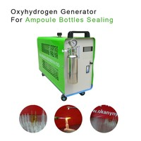 Okay Energy Portable HHO Kit Oxyhydrogen gas Generator Max gas output 100-600L Water Jewellry welder ce quanlified