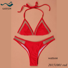 New Brand 2018 Ladies Sex wholesale bikini swimwear
