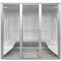 sauna bath indoor steam shower room ,steam room for sale