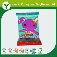 Scented mini baby wet tissues wipes china 8P (OEM/ODM)