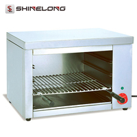 Wholesale reasonable price salamander oven 304 Stainless electric kitchen salamander