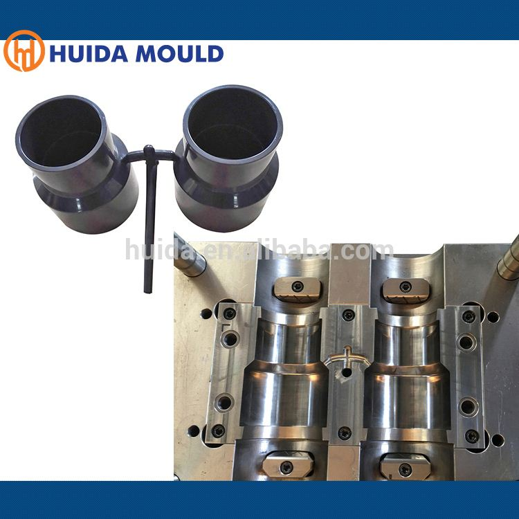 reduced socket water PVC pipe injection hot sale extrusion moulds for plastic pipe die head
