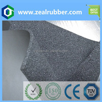 soft black foam rubber insulation sheets