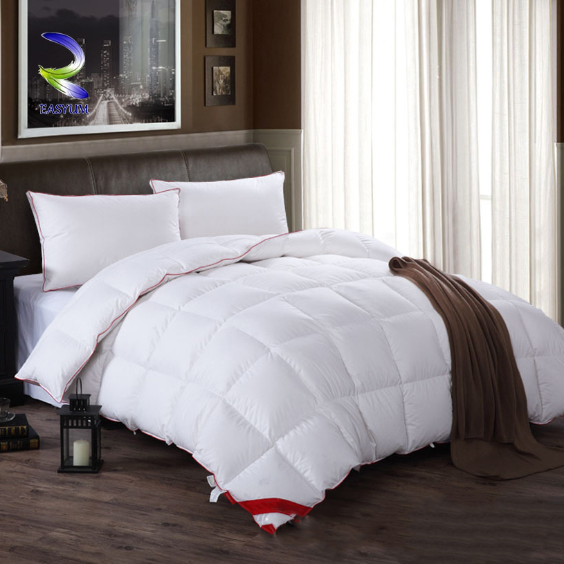 Factory directly provide hotel duvet