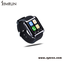 New Arrival Smart Watch U8 Silicone Strap Watch Phone Support Speaker Calendar And Multilanguages smart watch health