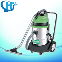 AC-602S-3 60L wet and dry uv sterilization bed mattress vacuum cleaner