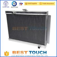 Customized water cooling aluminum radiator for hino truck