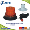 Wholesale revolving warning rotary becon LED red amber white blue flashing beacon light