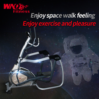 2016 new WNQ Commercial exercise elliptical(F1-8618C)