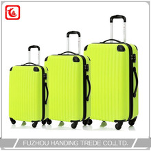 Luggage Polycarbonate Travel Bag Suitcase Set , Hard Case Trolley Bag