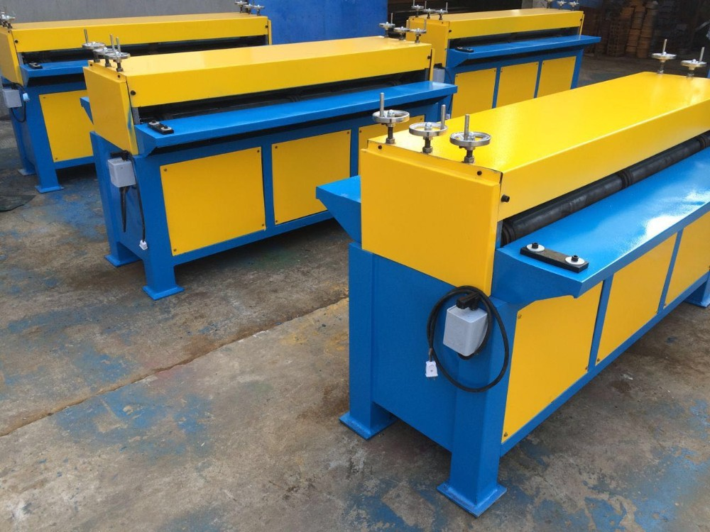 Seven wire press bar machine 1.2x2000-7 galvanized sheet steel multi wire pressing machine