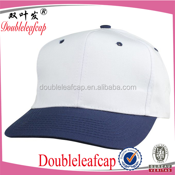 alibaba cap two tone contrasting color vans off the wall OEM custom logo hiphop flat snapback cap and hat