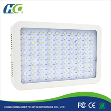 Full spectrum 1000W 3.5KG double chips LED plant grow light for hydroponic green house