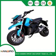 High Speed M series 48V to 72V 2000w to 9000w Electric Moped With the latest technology