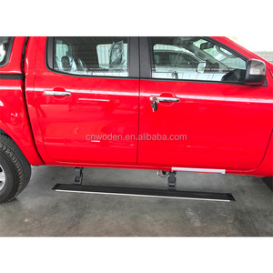 4X4 Pickup Accessories Automatic Electric Side Step For Ford Ranger