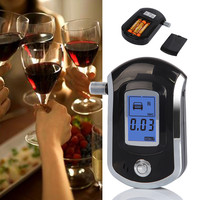 Best Quality & Fashion Design Breathalyzer Fuel Cell Sensor, Alcoholometer, Beer Tester With Mouthpiece for AlcoSafe