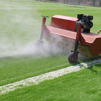 Artificial Turf Brush Grass Machine