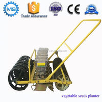 manual control vegetable seeder processing machine