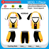 Cycling bike wear loose fit top Racing and club Cycling wear Jersey available customization honorapparel