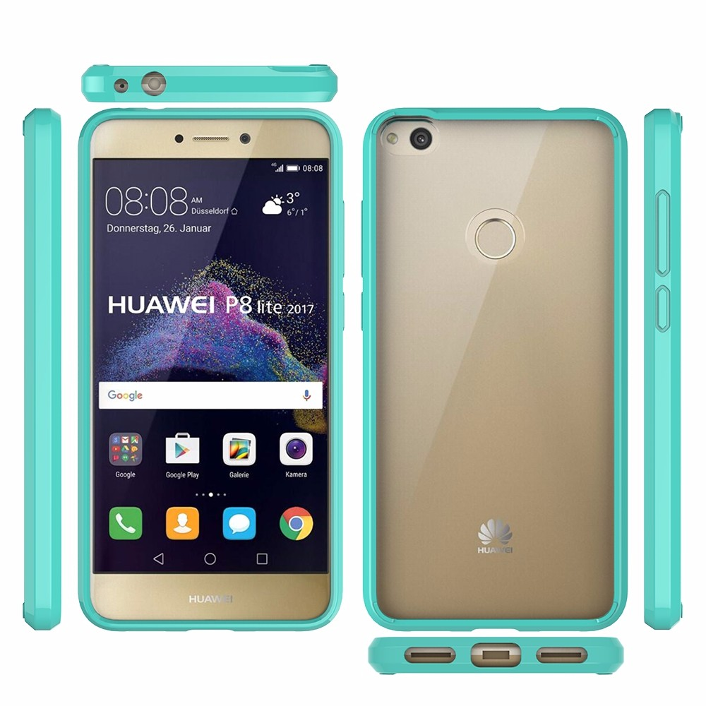 UK Vodafone carrier European style phone case for Huawei P8 Lite 2017 phone cover