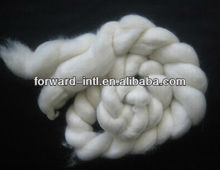 wool sliver,100% pure inner mongolia cashmere tops sliver