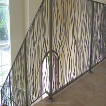 wrought iron railing parts solid square wrought iron forged decorative spears