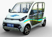 low-speed battery operated electric car LT-S4.HAF