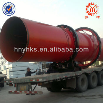 Industry rotary dryer and heater for lime in vacuum drying equipment