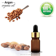Brazilian hair oil hot selling organic argan oil for hair smooth with high quality argan oil